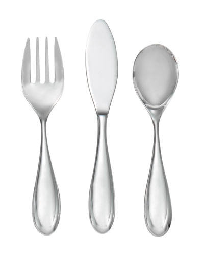 Baby's Kibo Flatware Set