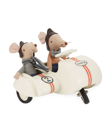 Image 1 of 1: Mice & Scooter Bundle Toy