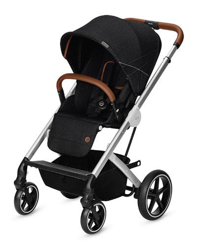 Balios S Stroller  Lavastone Black