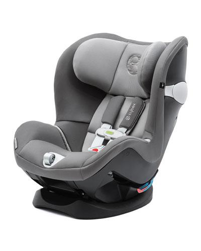 Sirona M SensorSafe Car Seat with Driver Alert  Manhattan Grey
