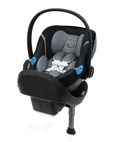 Aton M Sensorsafe Car Seat  Pepper Black