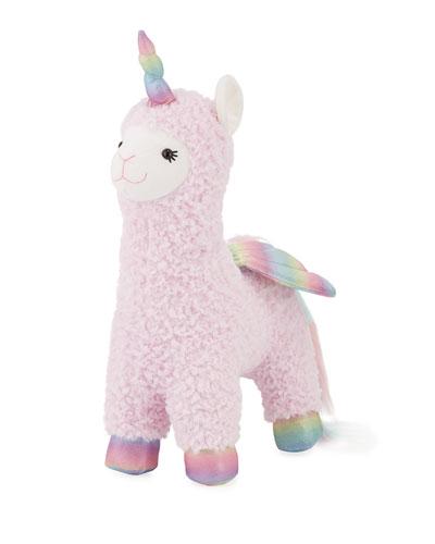 Sparkles the Llamacorn Plush Toy