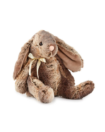 Medium Stuffed Bunny