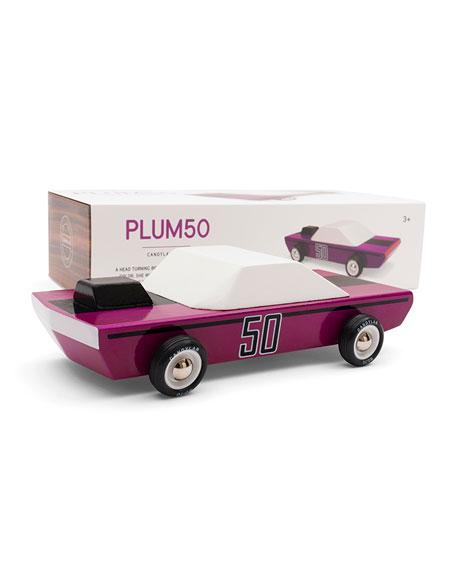 Plum 50 Race Car Toy