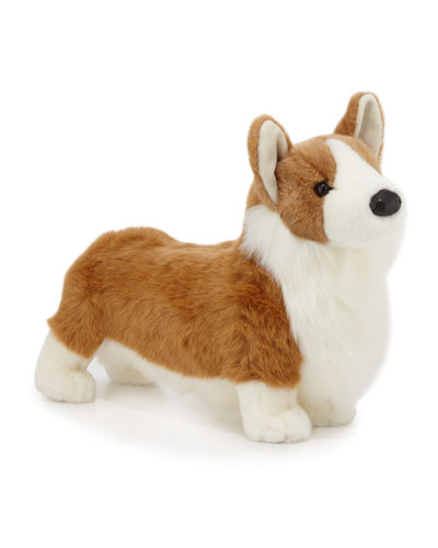 Chadwick the Corgi Stuffed Animal