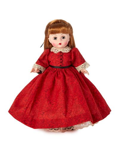 Little Women Jo Doll  8