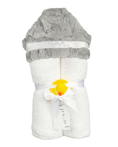 Addison Hooded Towel