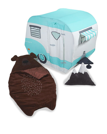 Glamping Playset Collection