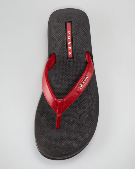 Flip-Flop in a Bag, Red