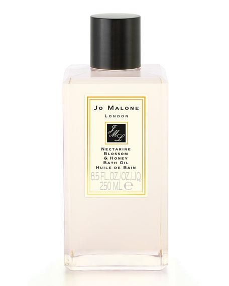 Nectarine Blossom & Honey Bath Oil, 8.5 oz.