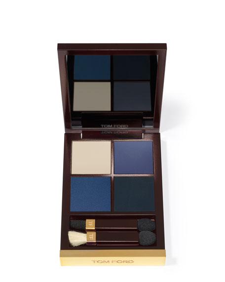 Eye Color Quad, Cobalt Rush