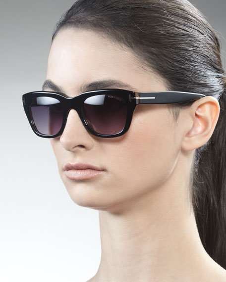 b3aa800b43 Tom Ford Snowdon Sunglasses