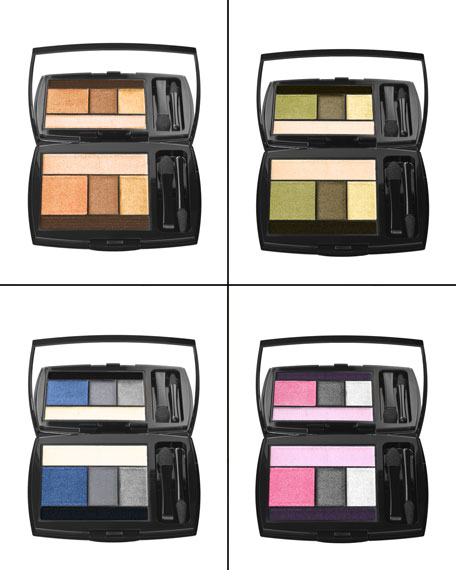Color Design 5-Pan Palette