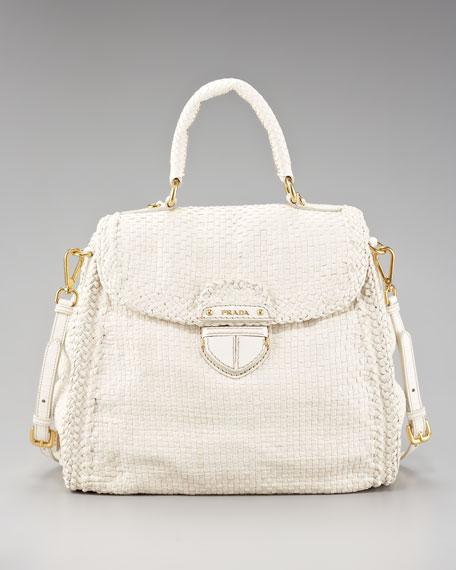 Madras Flap Bag