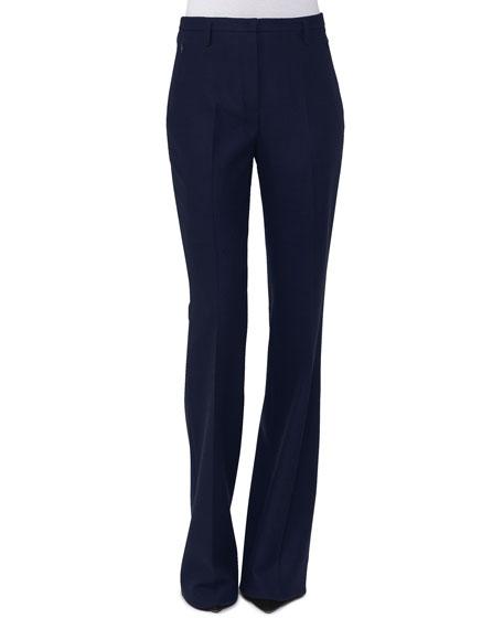 Farrah Stretch Flannel Pants
