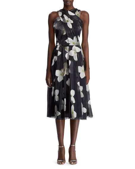 Ralph Lauren Dresses CARTHAGE HALTER COCKTAIL DRESS