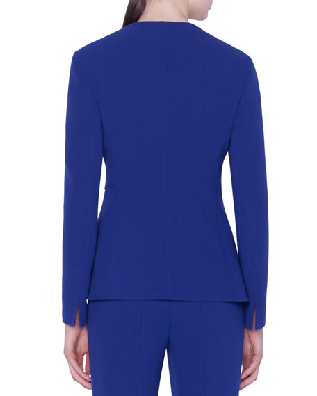 Dai Wool Peplum Jacket