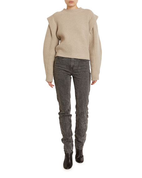 Wool-Cashmere Sweater