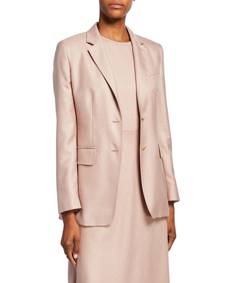 Rosina Two-Button Jacket
