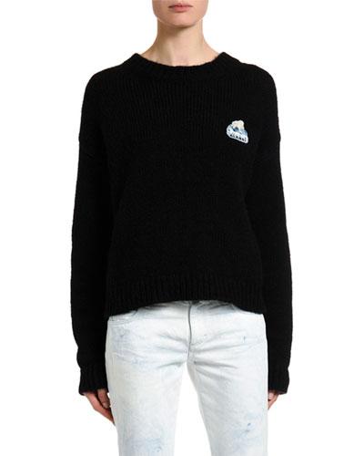 Global Warming Alpaca Sweater