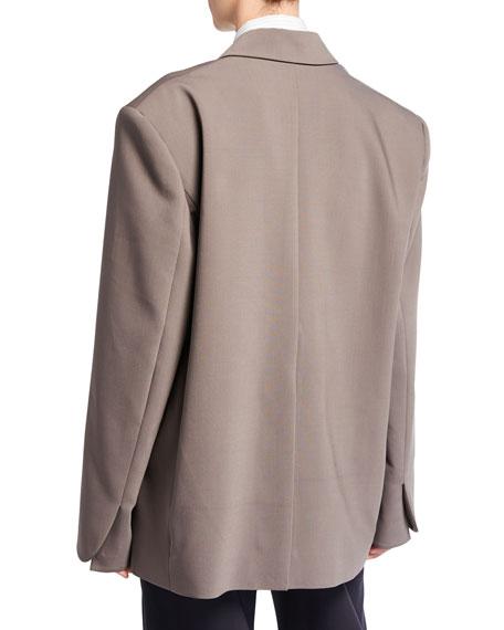 Kyle Bonded Wool Jacket