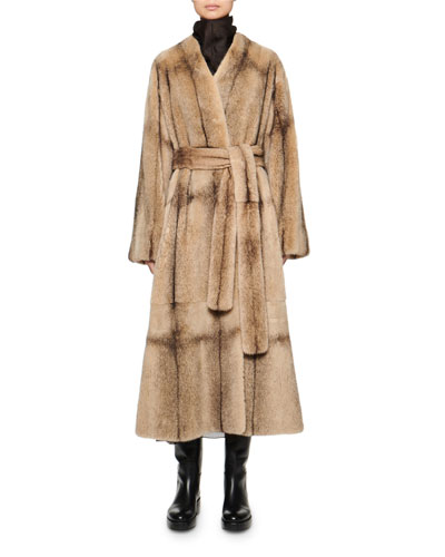 Tanilo Mink Fur Coat