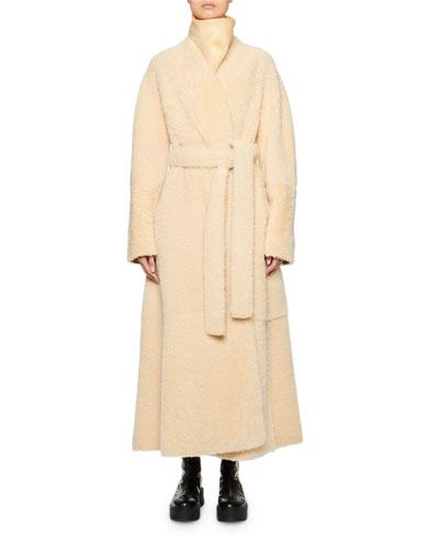 Tanilo Lamb Fur Coat
