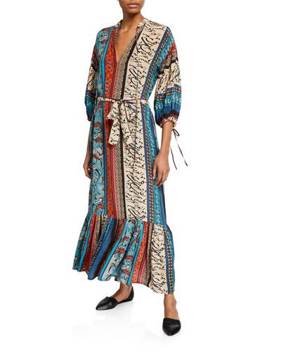 Alquamar Tunic Dress