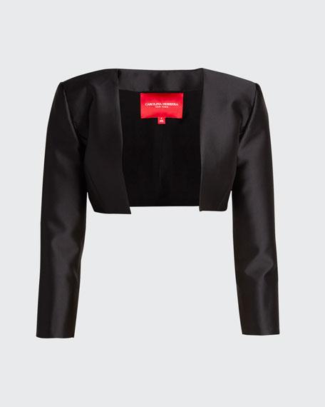 Icon 2.0 Satin Bolero Jacket