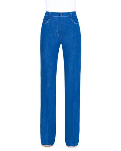 Flare-Leg Jeans