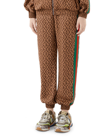 GG Rhombus Track Pants