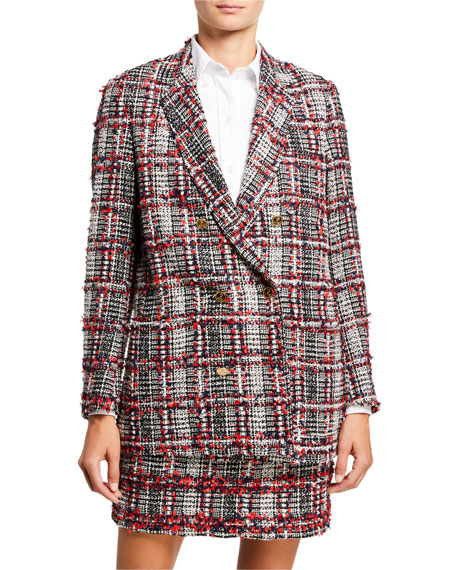 Prince of Wales Tweed Jacket