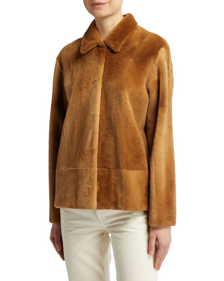 Image 1 of 1: Frim Mink Fur Jacket