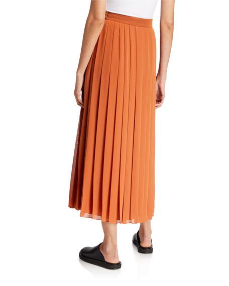 Magda Pleated Skirt