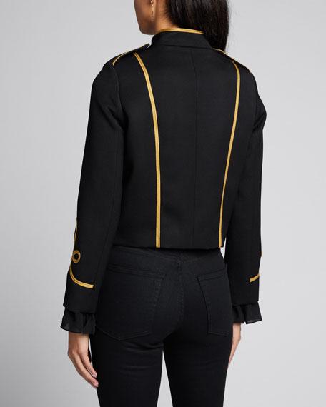 Jaselle Military Jacket