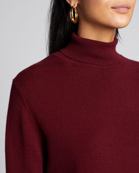 Ralphie Cashmere Turtleneck Sweater