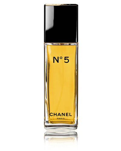 <b>N&#176;5 </b><br>Eau de Toilette Spray, 3.4 oz.