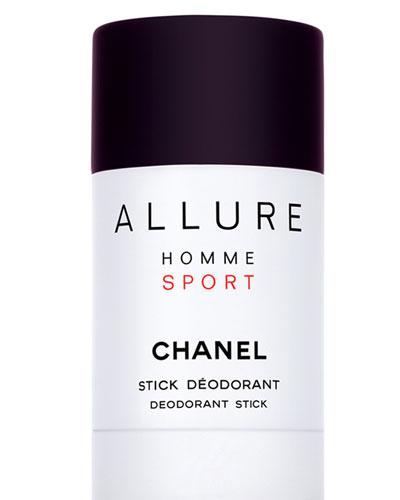 <b>ALLURE HOMME SPORT</b><br>Deodorant Stick, 2.0 oz.