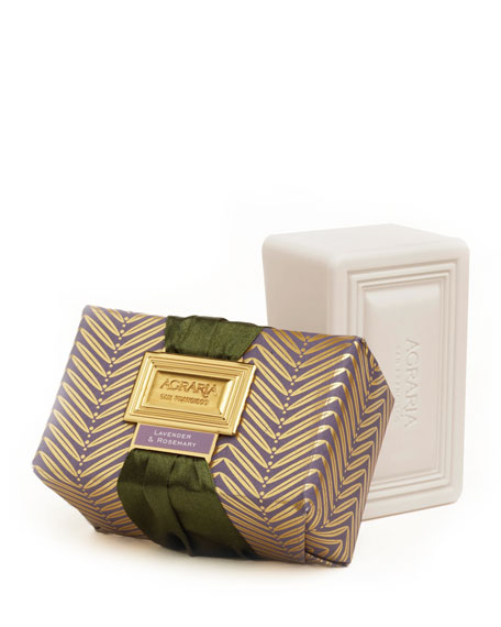 Agraria Lavender & Rosemary Bath Bar