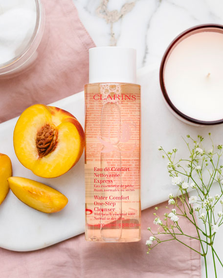 Water Comfort One-Step Cleanser w/ Peach Essential Water