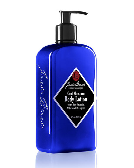 Jack Black Cool Moisture Body Lotion, 16 oz.