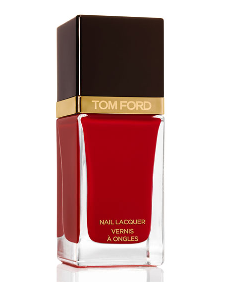 Nail Lacquer, Carnal Red