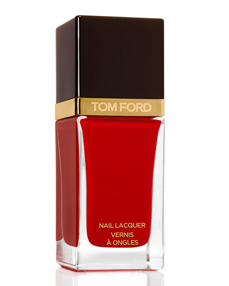 Nail Lacquer, Scarlet Chinois