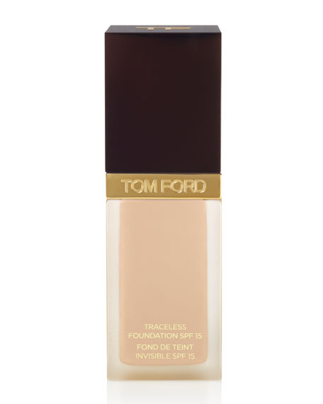 Traceless Foundation SPF15, Alabaster