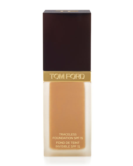 Traceless Foundation SPF15, Natural