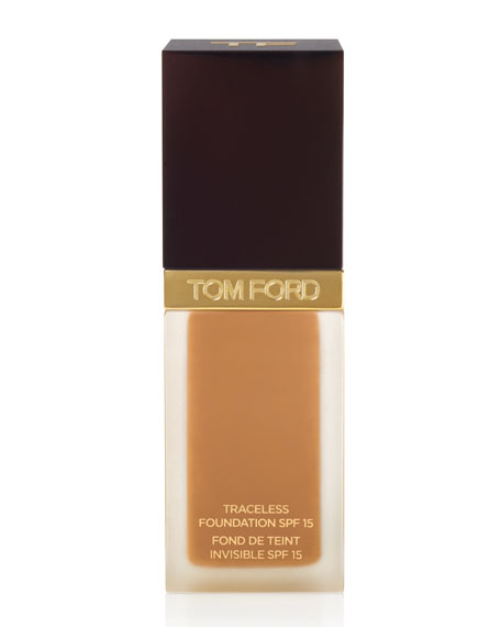 Traceless Foundation SPF15, Sable