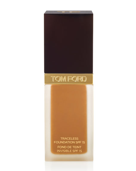 Traceless Foundation SPF15, Tawny