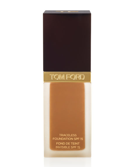 Traceless Foundation SPF15, Caramel