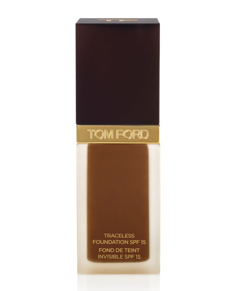Traceless Foundation SPF15, Chestnut