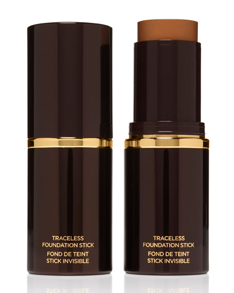 Traceless Foundation Stick, Warm Almond